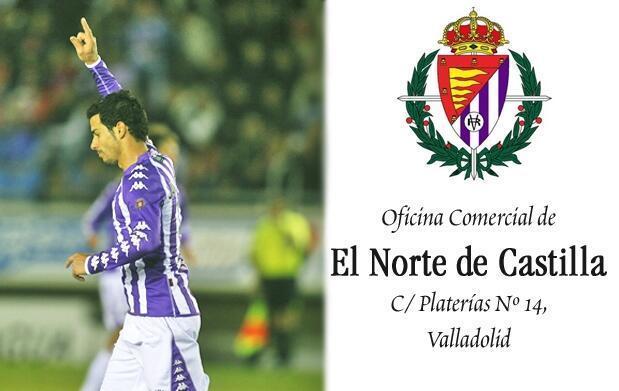 Real Valladolid - A.D Alcorcón por 10€