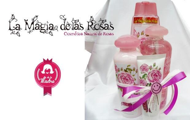 Agua de rosas de 500 ml. 7,90€