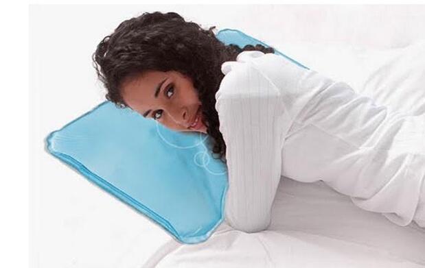 Almohada refrigerada para dolores