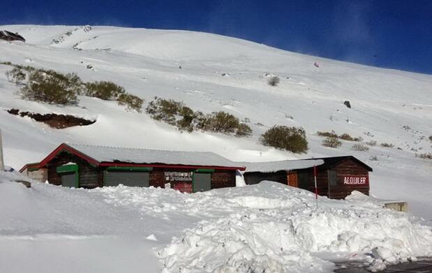 Alquiler material de esquí por 9,90€