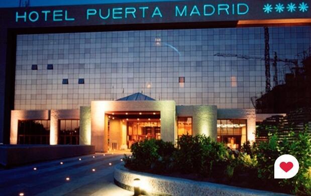 Hotel Silken Madrid para 2+ARCO 75€