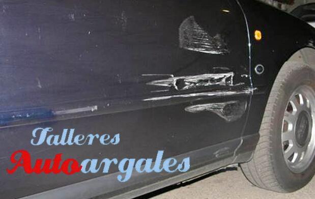 Reparación y pintura de golpe coche 99€