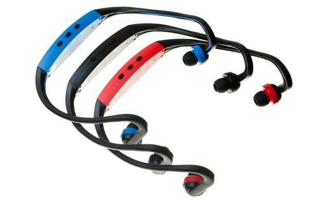 Auriculares MP3 con radio por 15 €