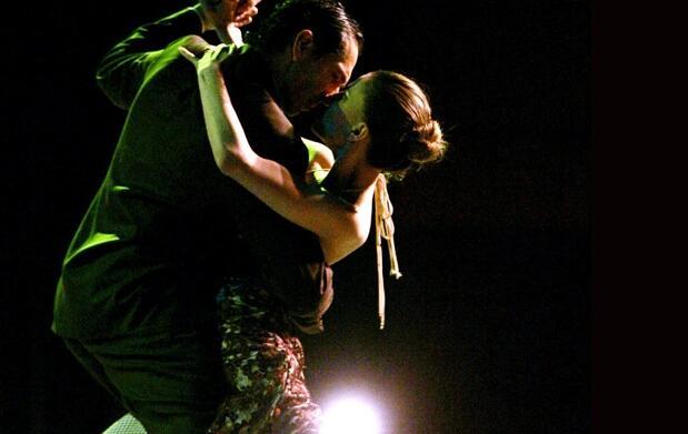 2 meses de bailes salón-latino para 2