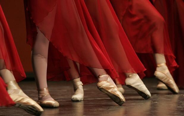 1 mes de clases de ballet por 16€