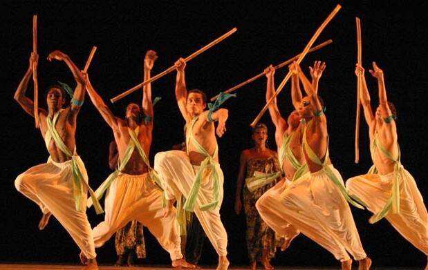Okún, ballet folklórico nacional de Cuba 14 €