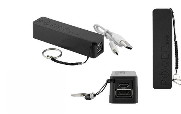 Batería cargador portátil por 8,90€