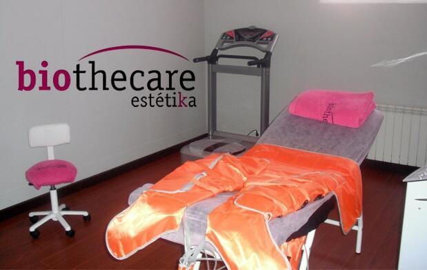 10 presoterapia+5 electroestimulación 39€