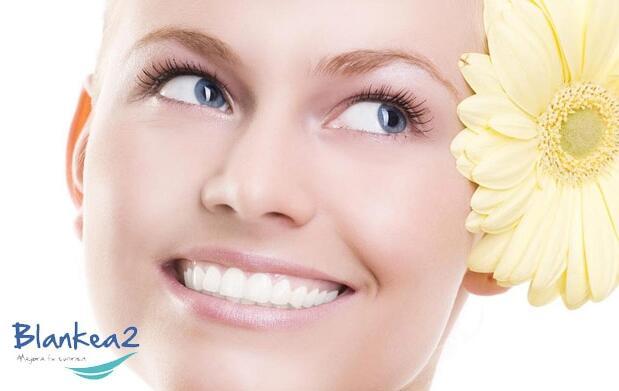 2 blanqueamientos dentales por 69 €