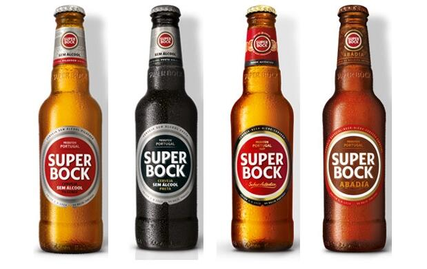 Pack 6 botellas cerveza Super Bock 3.55€