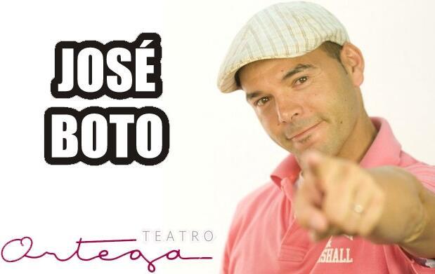 Monólogo José Boto 5€