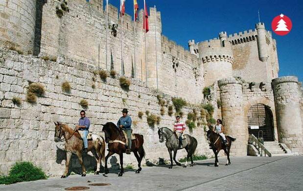 Ruta de 2 horas a caballo por 15€