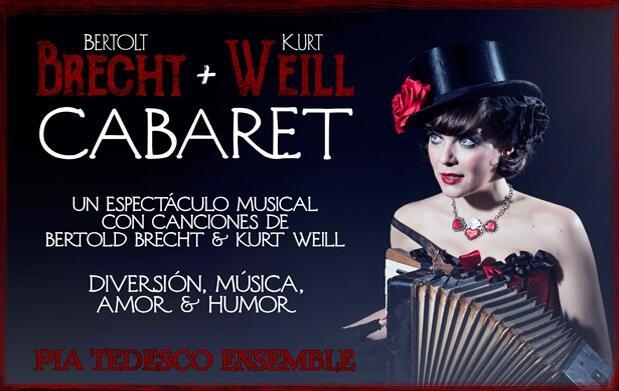 Brecht & Weill Cabaret en el T. Carrión