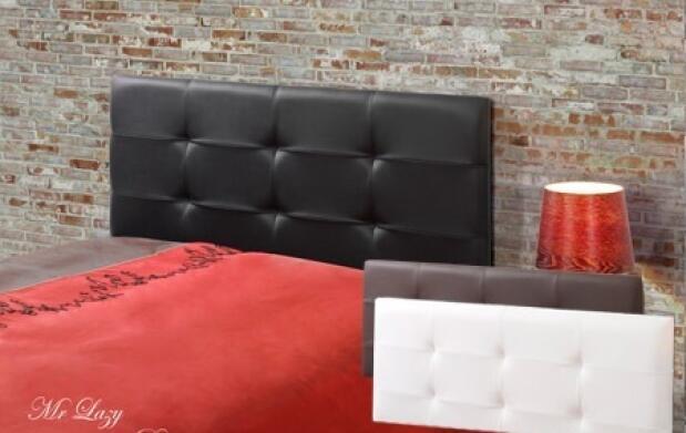 Cabecero cama de matrimonio de piel 69€