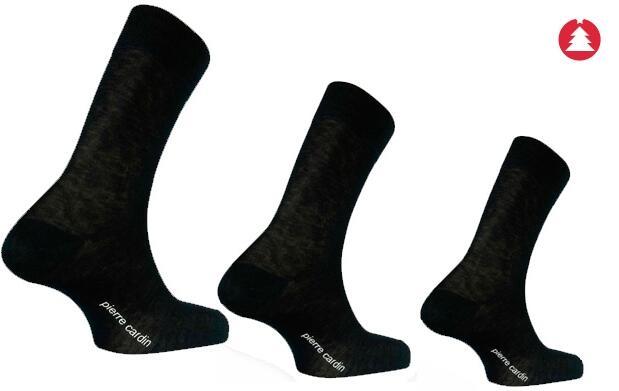 Pack de 6 calcetines Pierre Cardin 18€