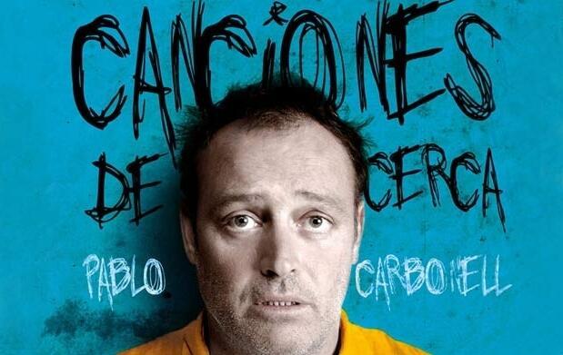 Pablo Carbonell 'Canciones de Cerca' 5€