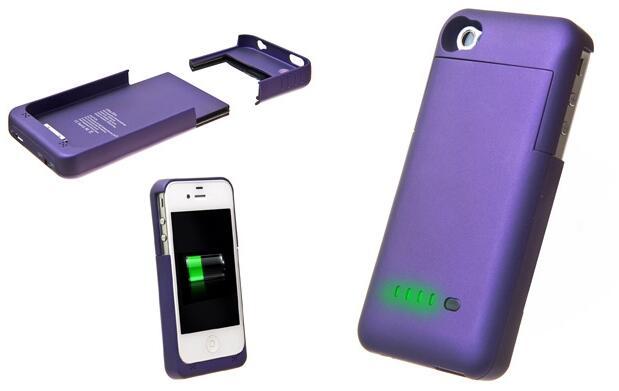 Funda con batería para IPHONE 16 €