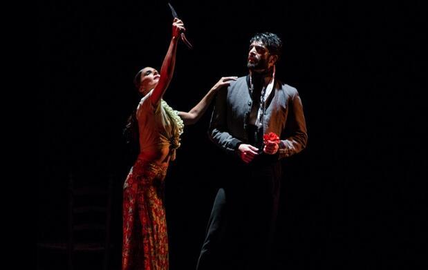 Carmen, Ballet flamenco de Madrid 17,50€