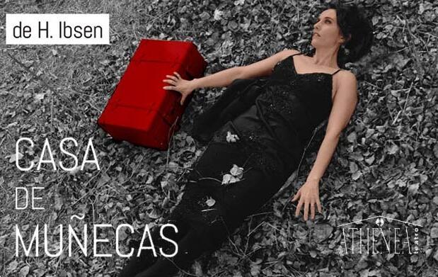 Obra de teatro 'Casa de Muñecas' 6€