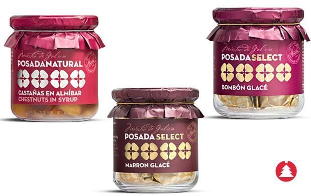 Dulce delicatessen de castañas 19,99€