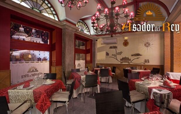 Cena con encanto y noche para 2 por 89€