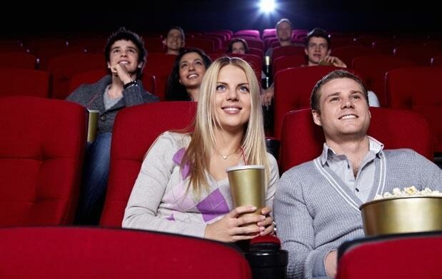 Entrada de cine por 4,90€
