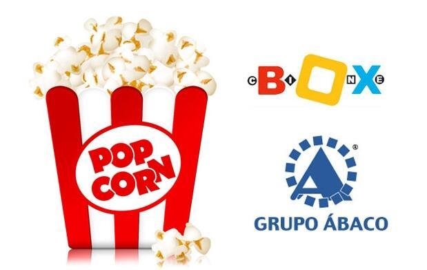 Entrada+palomitas y bebida Cinebox 7.95 €