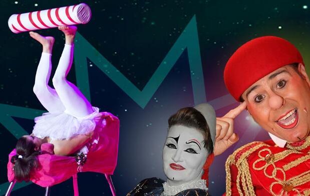 Entrada Gran Circo Holiday por 8€