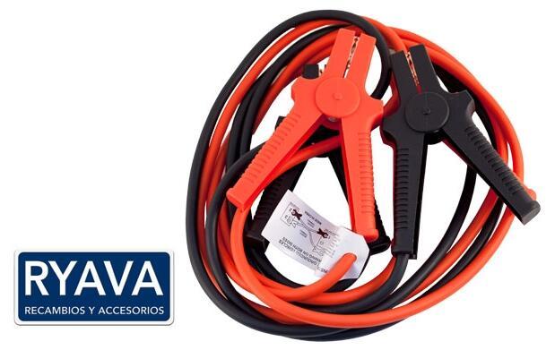 Cables de arranque para el coche 17,90€