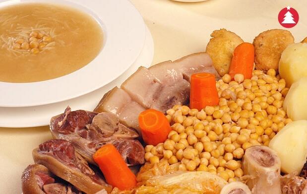 Cocido castellano para 2 por 12€