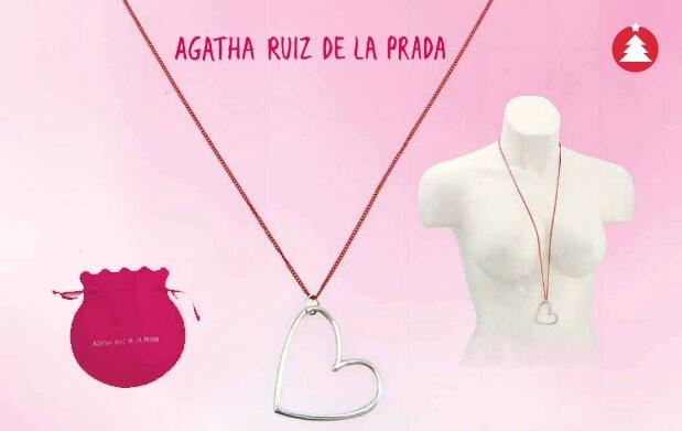 Collar Agatha Ruiz de la Prada 9,90€
