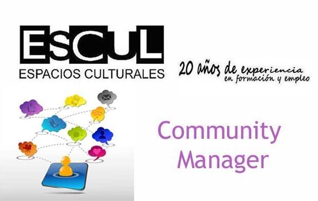 Curso community manager presencial 65 €