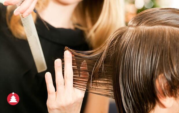 Corte de pelo para caballero por 5€