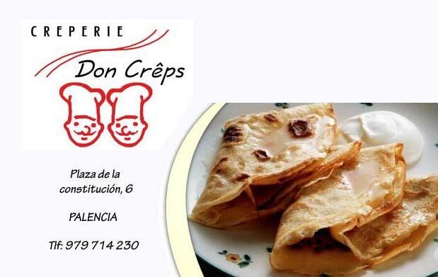 Delicioso menú de creps para 2 por 20 €