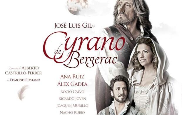 Cyrano de Bergerac en el Teatro Carrión