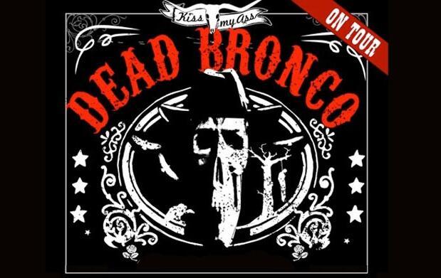 Entrada concierto Dead Bronco 4€