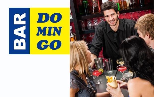 4 cócteles por 12 €