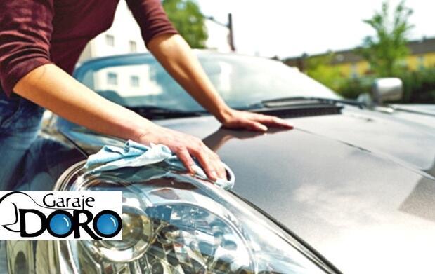 Lavado a mano de coche por 8.75€