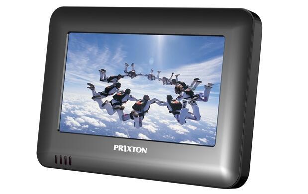 DVD portátil Prixton por 49€
