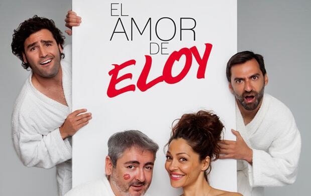 'El amor de Eloy' Teatro Carrión 16,10€