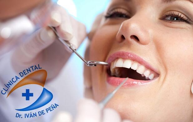 Empaste dental con radiografías 19€
