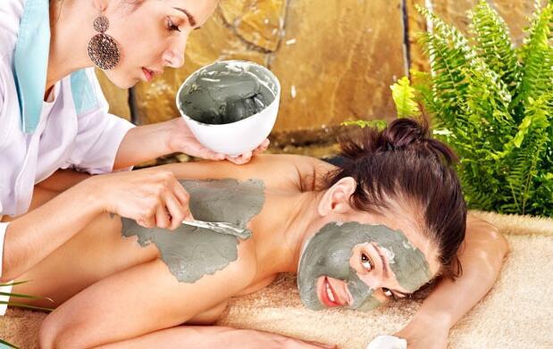 Envoltura de barro y manta-sauna 29€