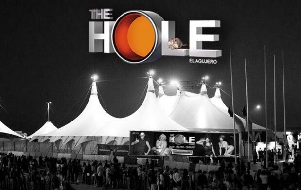 The Hole Show Palencia 1 y 2 de febrero