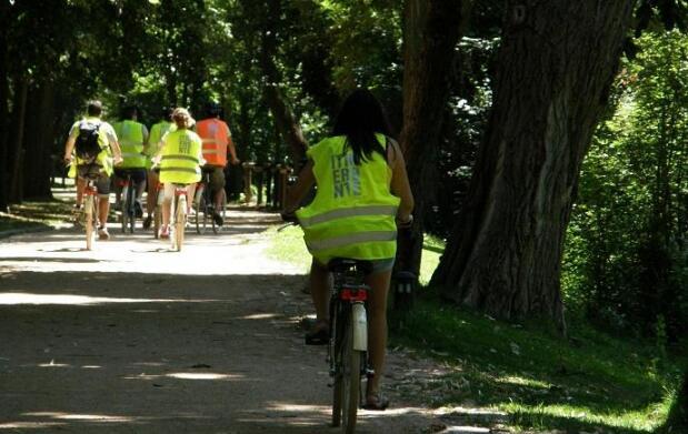 Ruta  turística en bici por 10 €