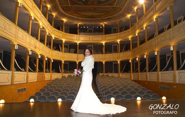 Reportaje fotográfico para boda
