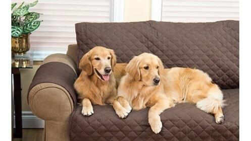 Protector de sofá reversible