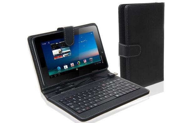 """Funda con teclado para tablet 7"""" por 13€"""