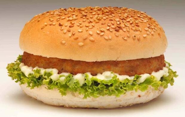 Menú con hamburguesa para 2 por 9,50 €