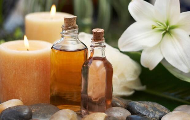Masaje aromático de 45 minutos 15 €