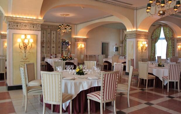 Menú de lujo para 2 Hotel La Vega 39€